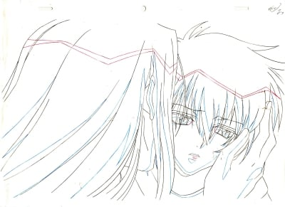 Skin is in the way... - Soubi and Ritsuka