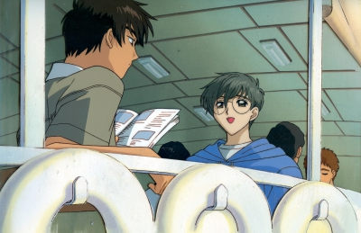How about tea, or something? - Toya and Yukito