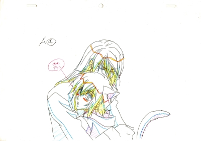 What are you doing? - Soubi and Ritsuka